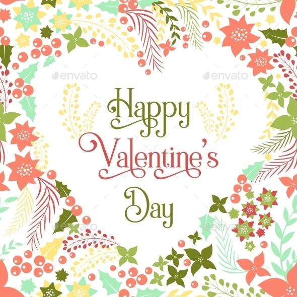 Valentine's Card - Valentines Seasons/Holidays