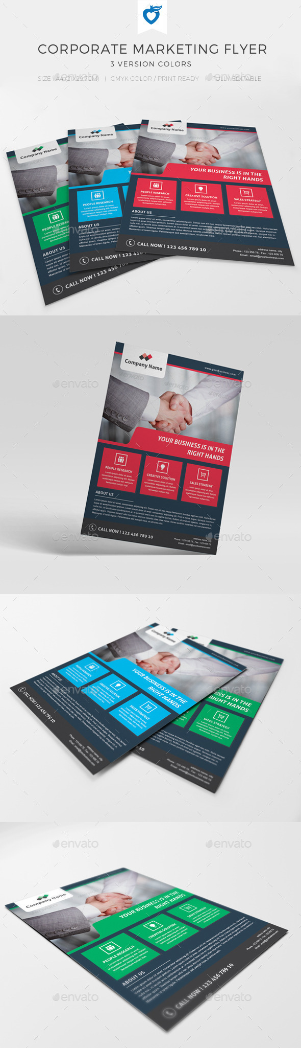 Flyer - Corporate Flyers