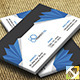 Creative Corporate Business Card 05 - GraphicRiver Item for Sale