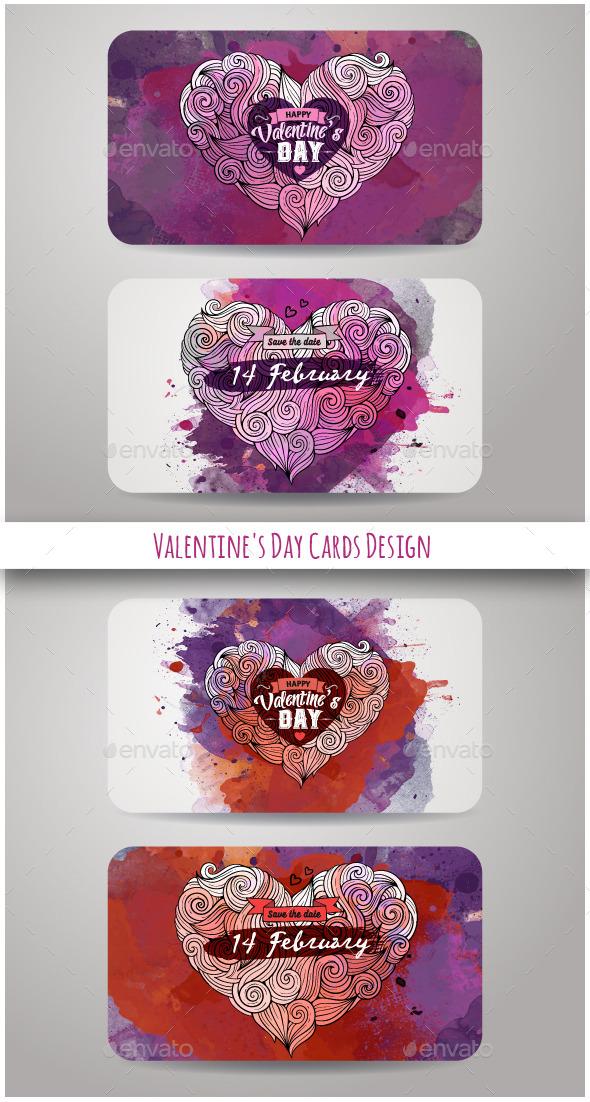 Valentine's Day Cards Design - Valentines Seasons/Holidays