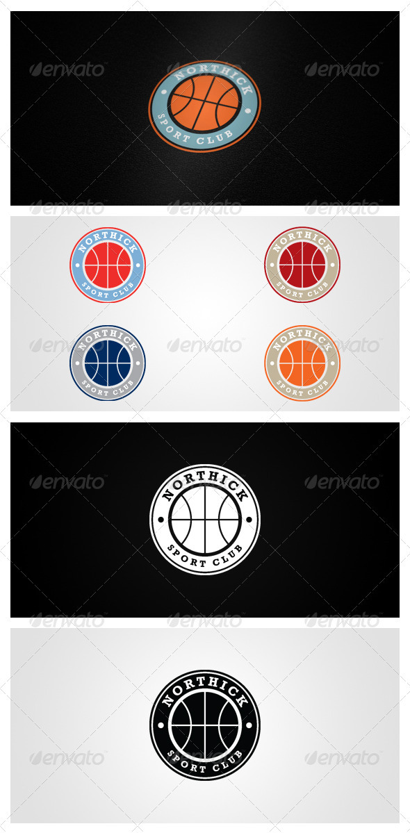 NORTHICK - Crests Logo Templates