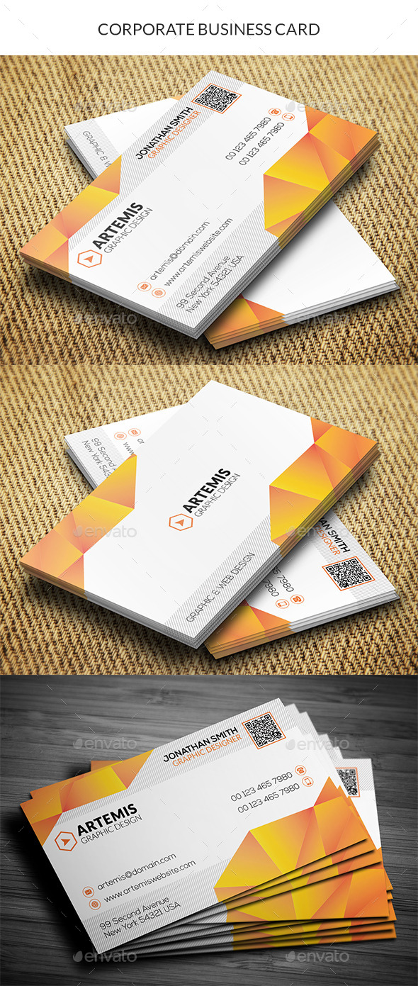 Pattern Business Card - Creative Business Cards