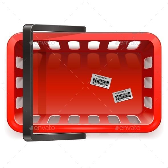 Shopping Basket - Commercial / Shopping Conceptual