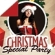 Christmas Special Party Flyer - GraphicRiver Item for Sale