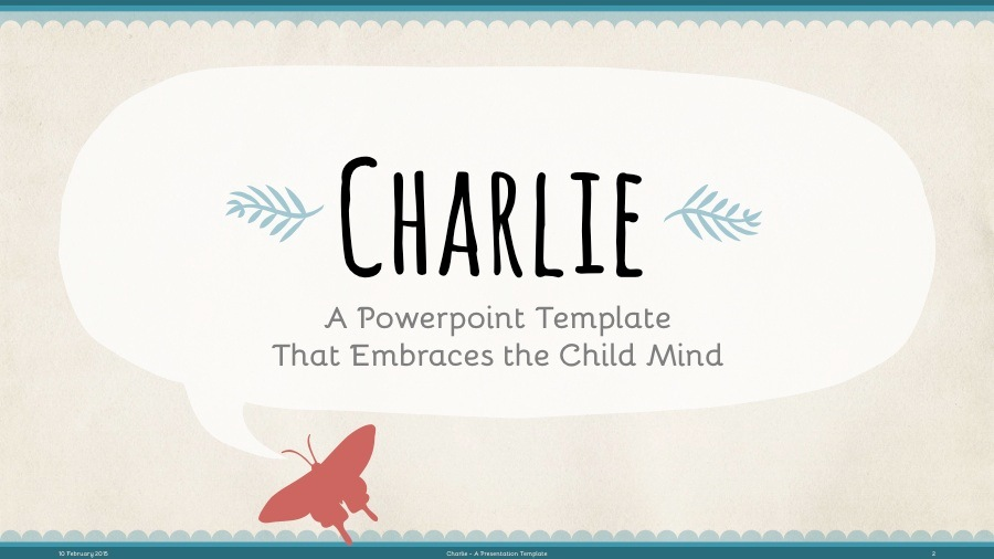 Charlie powerpoint presentation template by 83munkis graphicriver creative powerpoint templates charliesamplescreens01charliepowerpointg pronofoot35fo Image collections