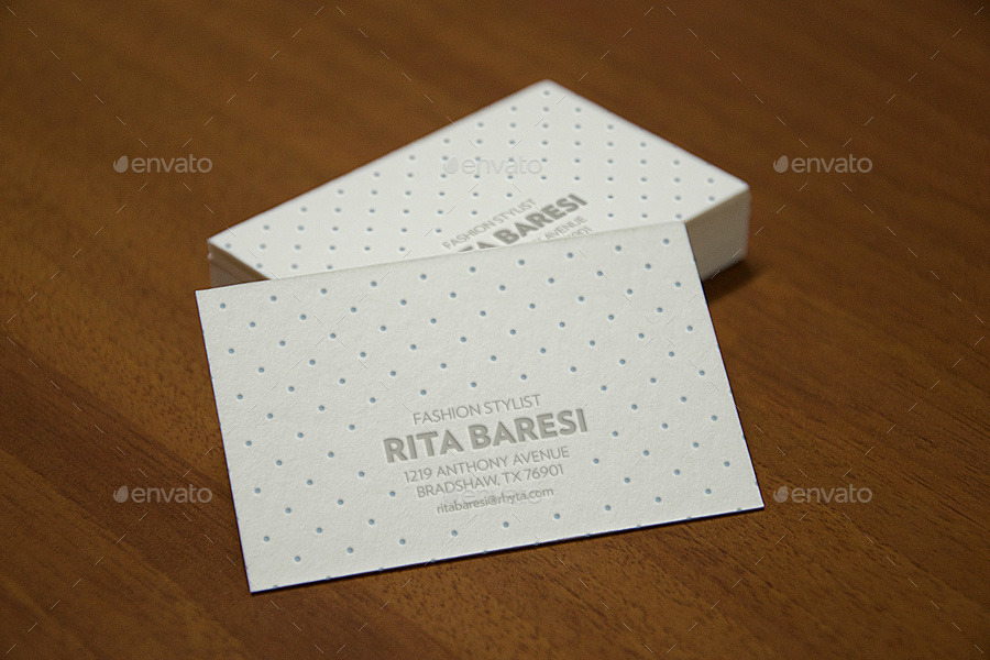 Letterpress business card mockup by cesqo graphicriver letterpress business card mockup business cards print letterpresscard 01g reheart Images