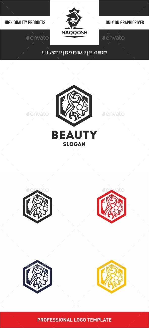 Beauty Logo - Logo Templates