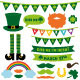 St. Patrick's Day Design Elements Set  - GraphicRiver Item for Sale