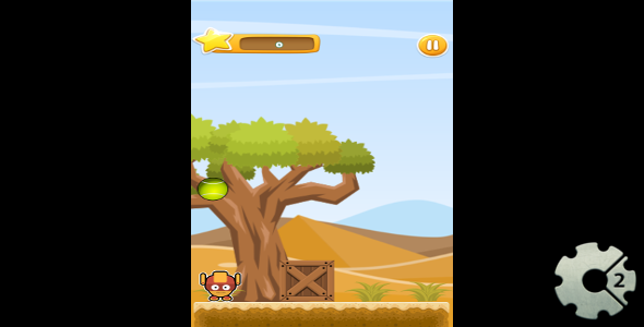 Ball Toss Game for Android - CodeCanyon Item for Sale