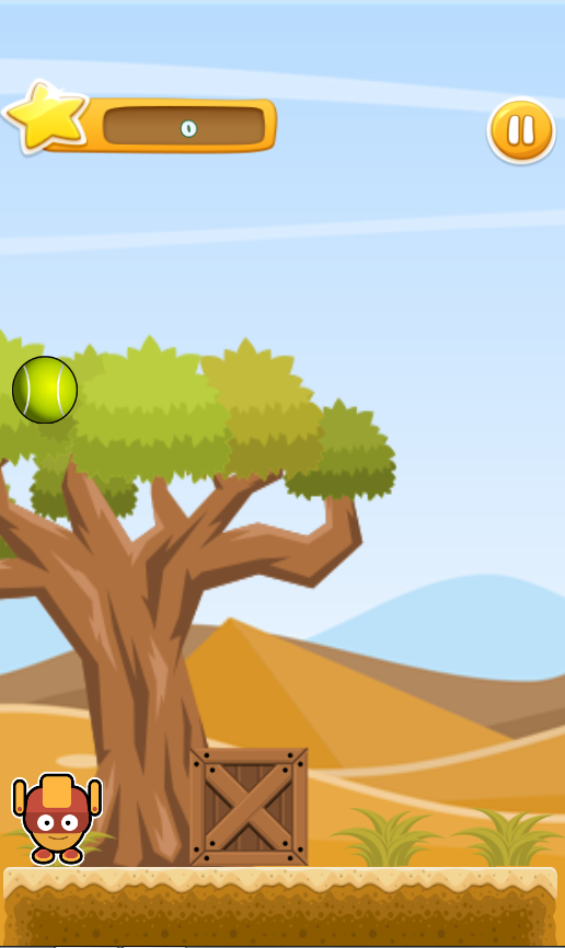 Ball Toss Game for Android