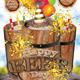 Happy Beer Day Flyer Template