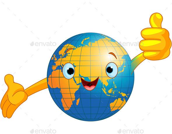 Planet - Decorative Symbols Decorative