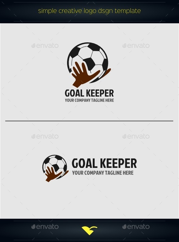 Soccer Logo - Humans Logo Templates