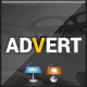 Advert - Keynote Presentation - GraphicRiver Item for Sale