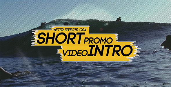 Short Promo Video Intro by yeremia | VideoHive