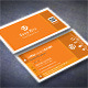 Clear Creative Business Card - GraphicRiver Item for Sale