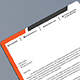 Corporate Letterhead Design - GraphicRiver Item for Sale