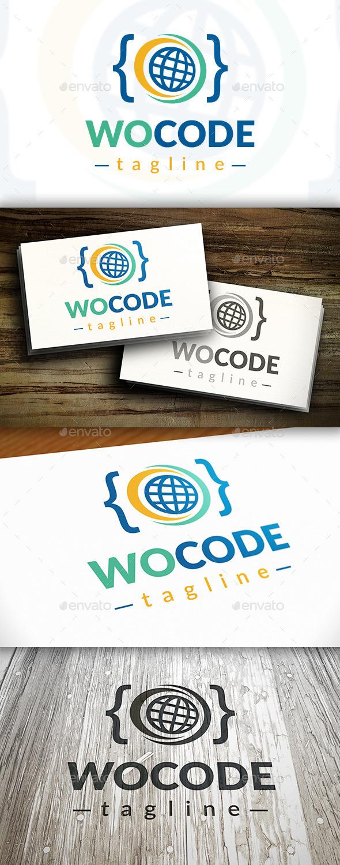 World Code Logo Template - Symbols Logo Templates