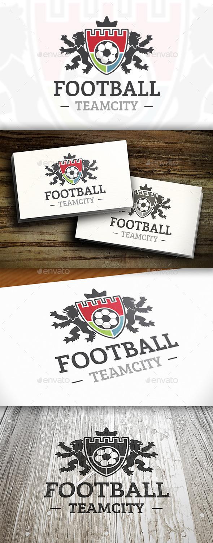 Football Club Logo - Crests Logo Templates