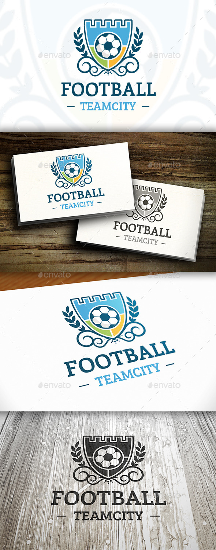 Football Club Logo Template - Crests Logo Templates