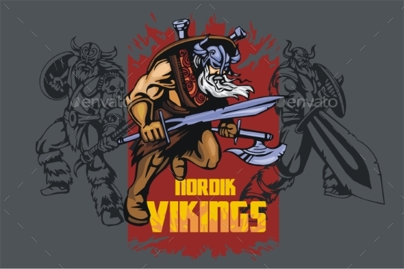 Viking Warriors - Concepts Business