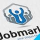Job Market Logo - GraphicRiver Item for Sale