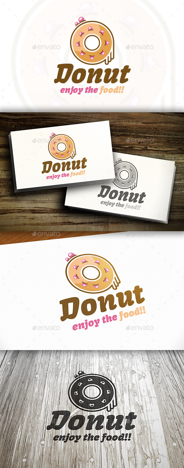 Sweet Shop Logo - Objects Logo Templates