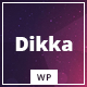 Dikka - Responsive Multi-Concept WordPress Theme Nulled