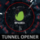 Tunnel Logo Opener - VideoHive Item for Sale