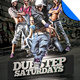 Hip Hop Dubstep Dance Party Flyer Template
