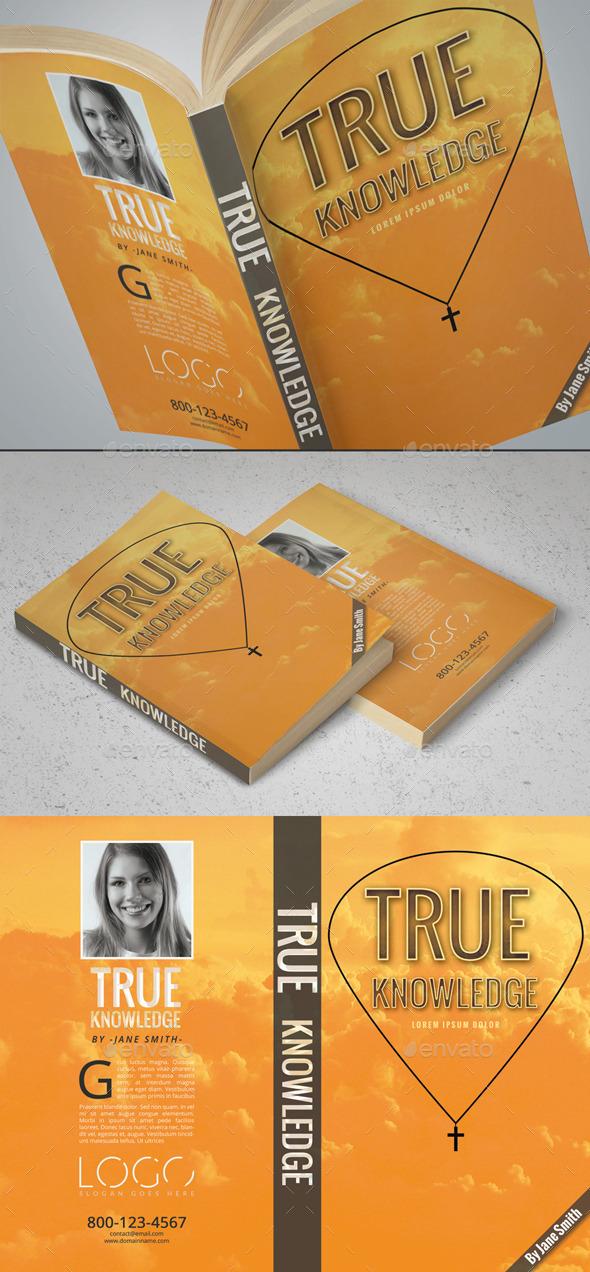 Religion Book Cover Template - Miscellaneous Print Templates