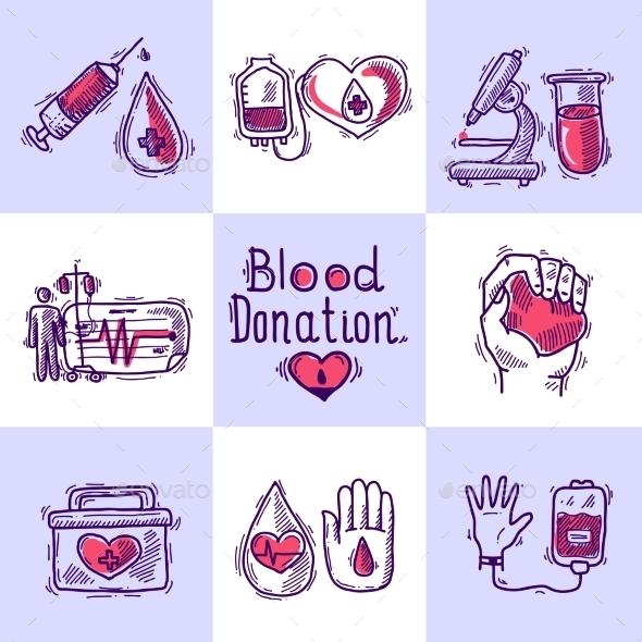 Donor Design Concept - Health/Medicine Conceptual