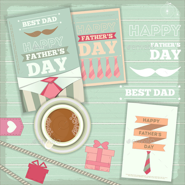 Fathers Day - Seasons/Holidays Conceptual