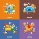 Logistics Design Concept - GraphicRiver Item for Sale