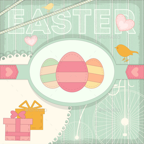 Easter - Seasons/Holidays Conceptual