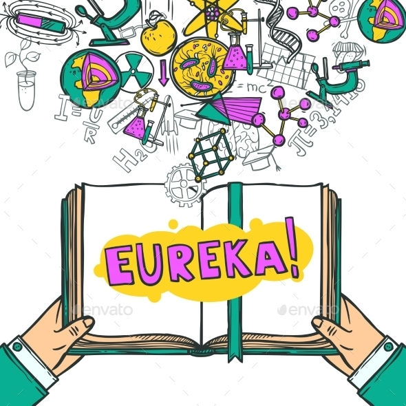 Science Sketch Illustration - Miscellaneous Vectors