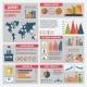 Airport Infographics Set