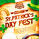 St. Patrick's Day Poster vol.5 - GraphicRiver Item for Sale