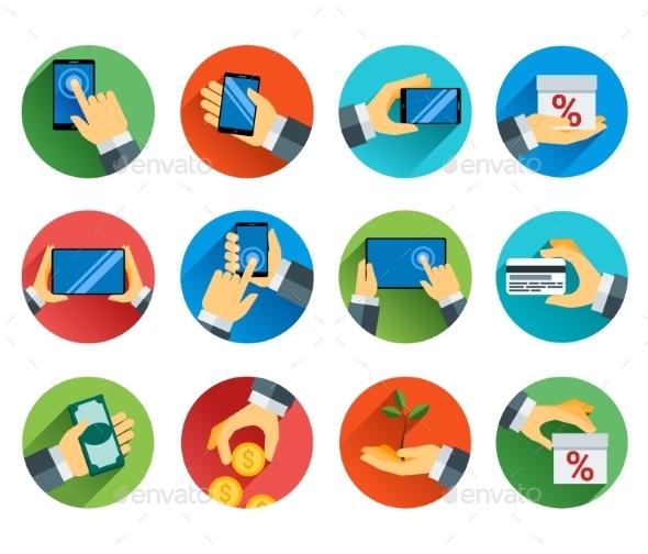 Online Concept - Web Technology