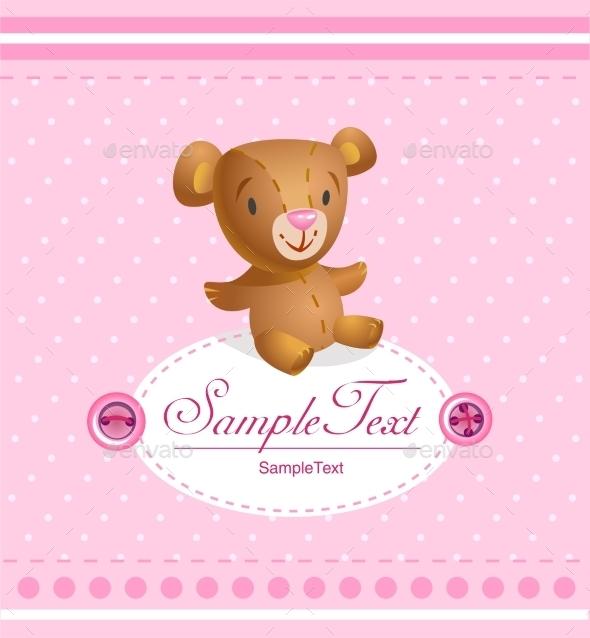 Baby Card - Birthdays Seasons/Holidays