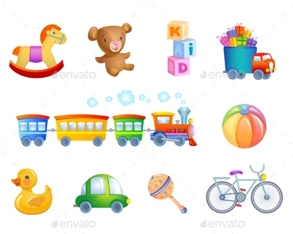 Toys  - Retail Commercial / Shopping