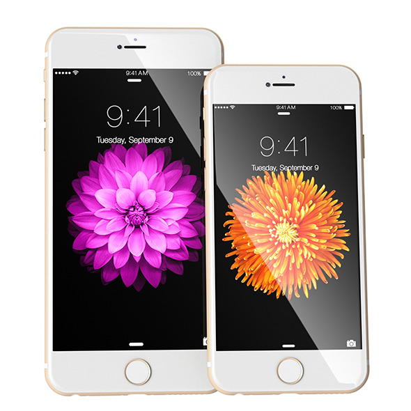 Apple iPhone 6 GOLD - 3DOcean Item for Sale