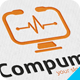 Compumed Logo - GraphicRiver Item for Sale