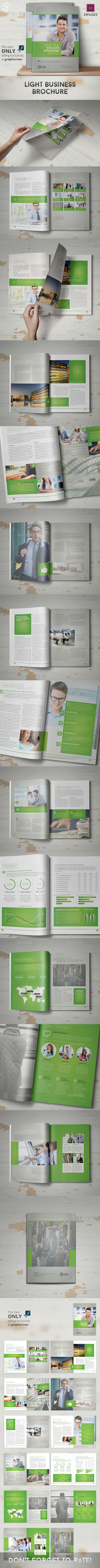 Light Business Brochure - Corporate Brochures