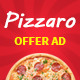 Pizza Offer | HTML5 Google Ad Template - CodeCanyon Item for Sale