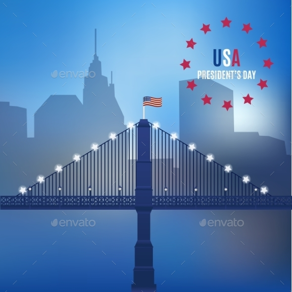 USA Background - Miscellaneous Seasons/Holidays