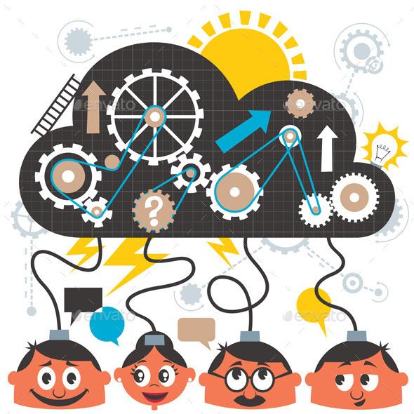 Brainstorming - Conceptual Vectors