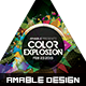Color Explosion Flyer - GraphicRiver Item for Sale
