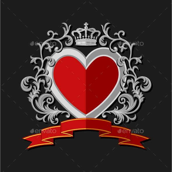 Coat of Arms - Valentines Seasons/Holidays