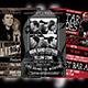 3 PSD Concert Flyer Bundle - GraphicRiver Item for Sale
